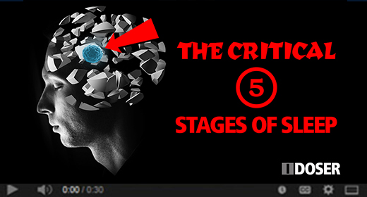 5 Critical Stages of Sleep