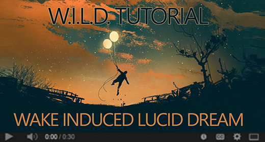 Wake Induced Lucid Dream Tutorial